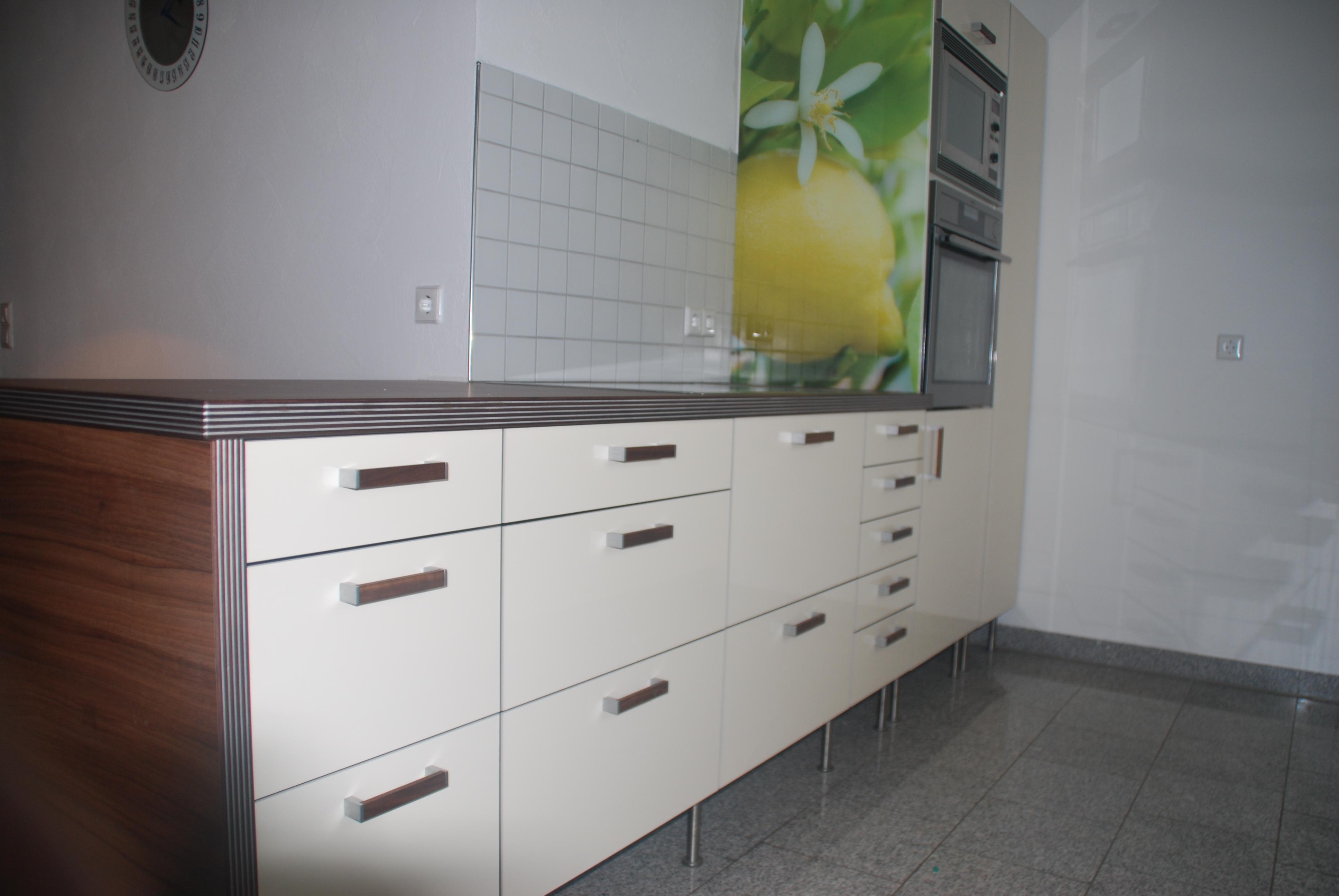 Küchenschrank schmal ikea  Schreinerei Senft — Feine Möbel aus edlen Hölzern. Küchen, Tische ...