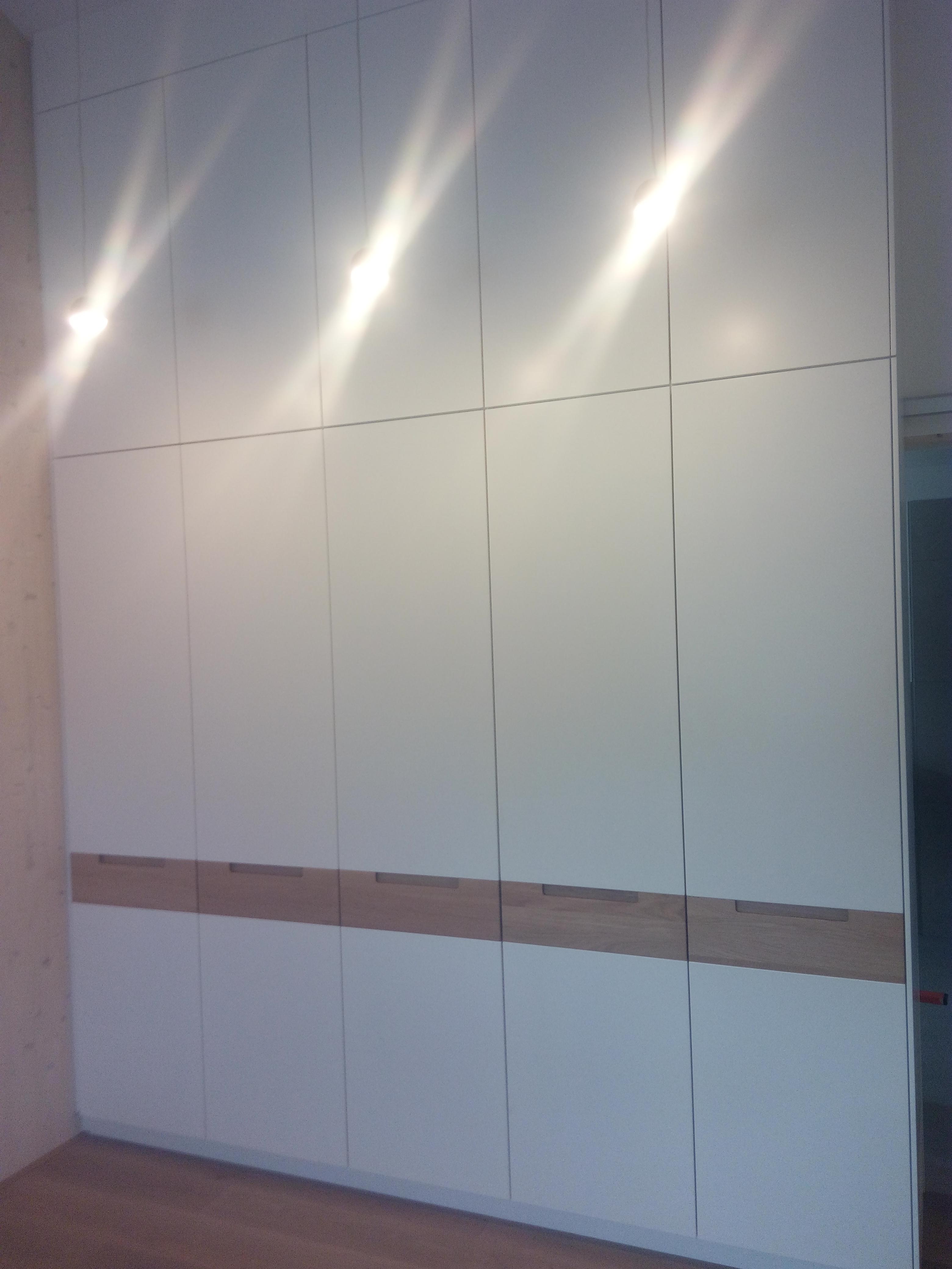 Schön Küchentüren Mit Glas Galerie - Ideen Für Die Küche Dekoration ...