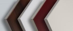 Moderne Möbelfronten in Glasoptik