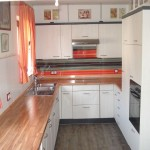 Renovierte Küche